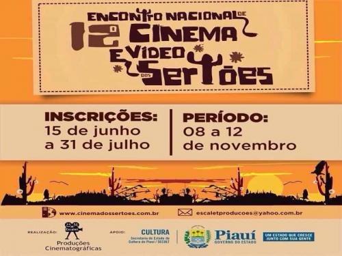 12° Encontro Nacional de Cinema e Vídeo dos Sertões