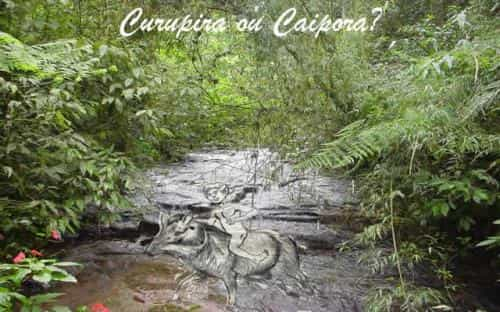 A lenda do Caipora ou Curupira